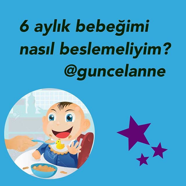 Bebeğiniz, 6. ayında bir veya iki öğününü (tercihen bir ana, bir ara öğün) ek gıdalardan almalı; geri kalan beslenmesini anne sütü oluşturmalıdır. 6. Ay beslenmesi ile ilgili diğer ayrıntılar ve örnek menüler blogda, linki profilde. Blogdaki Yazının sonunda yorum kısmına sorularınızı sorabilirsiniz, biraz uzun sürebilse de eninde sonunda sorularınızı yanıtlıyorum.  #ekgıdayageçiş #çocukbeslenmesi #bebekbeslenmesi #iganneleri #internetanneleri #uykusuzanneler #instaanneler #blw #blwtürkiye…