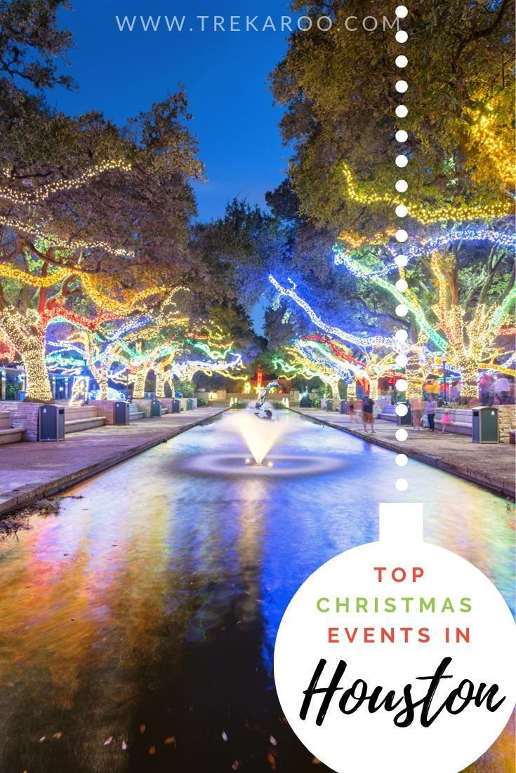 The Best Houston Christmas Events In 2020 For Families In 2020 Christmas Events Christmas Travel Best Family Vacation Destinations
