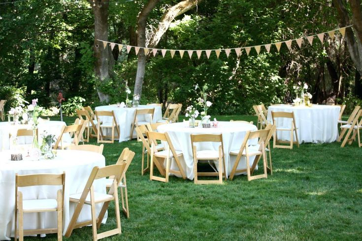 10 Small Garden Wedding Ideas, Most Awesome and Attractive ...