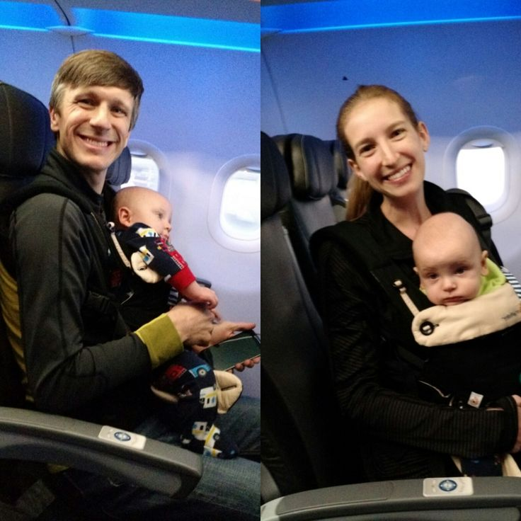 How to Survive Flying with Infant Twin Babies - Tips and tricks for traveling with babies, especially when you're outnumbered!