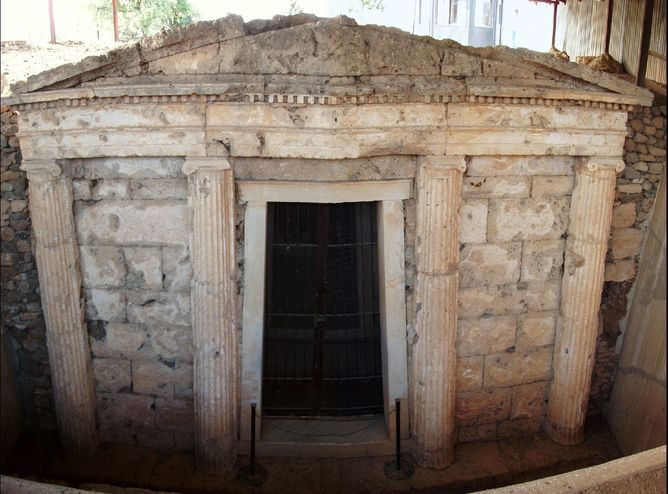 Largest ancient tomb found in Greece shows how unique Macedonia was