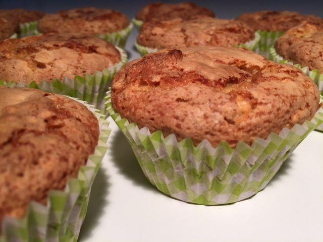 Bedstes makronmuffins med chokolade - Opskrift-kage.dk
