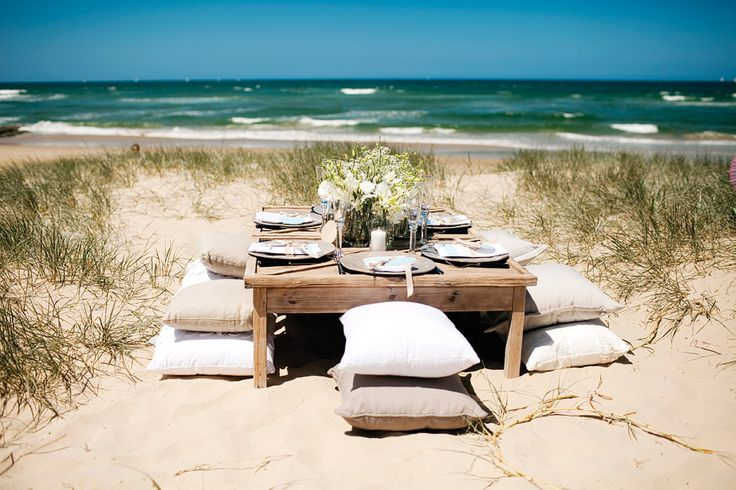 Words and styling by CL Weddings  & Events  Location Noosa Beach