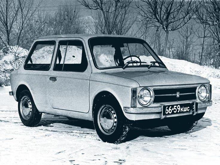 ВАЗ Э1101 Опытный '1971