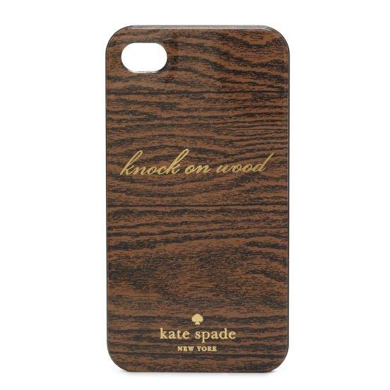 knock on wood phone case
