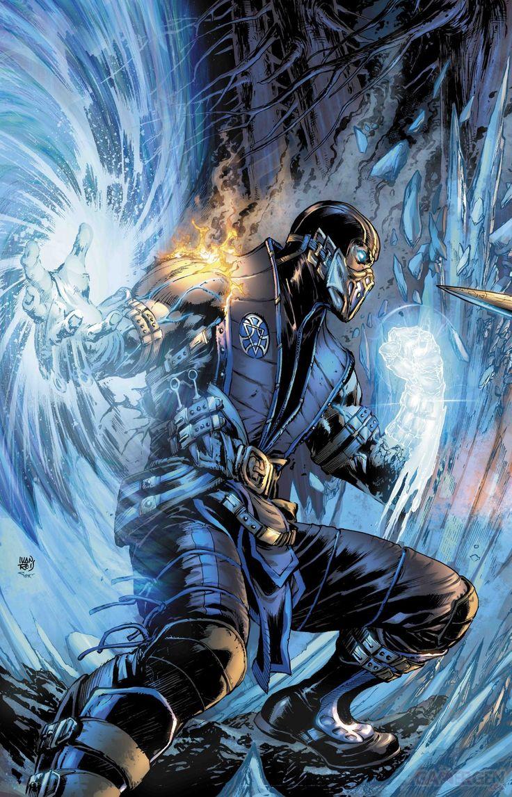 Mortal Kombat X comics 2