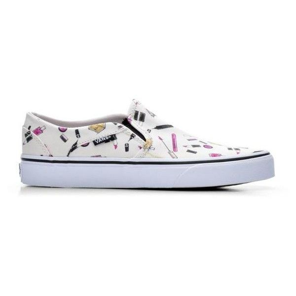 Women's Vans Asher TXT | Shoe Carnival (2,465 PHP) ❤ liked on Polyvore featuring shoes, vans shoes, sports shoes, vans footwear, fancy shoes and sports footwear
