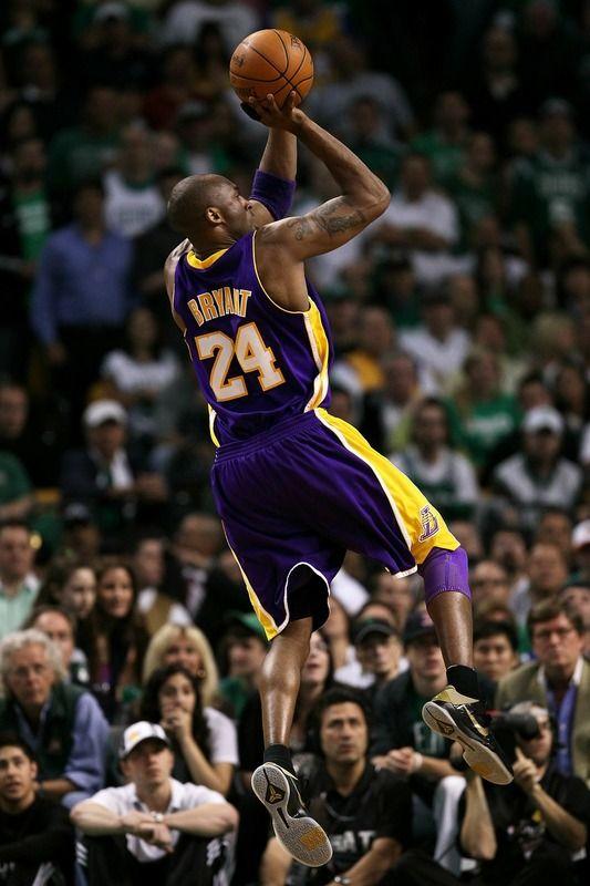 Kobe's Fadeaway