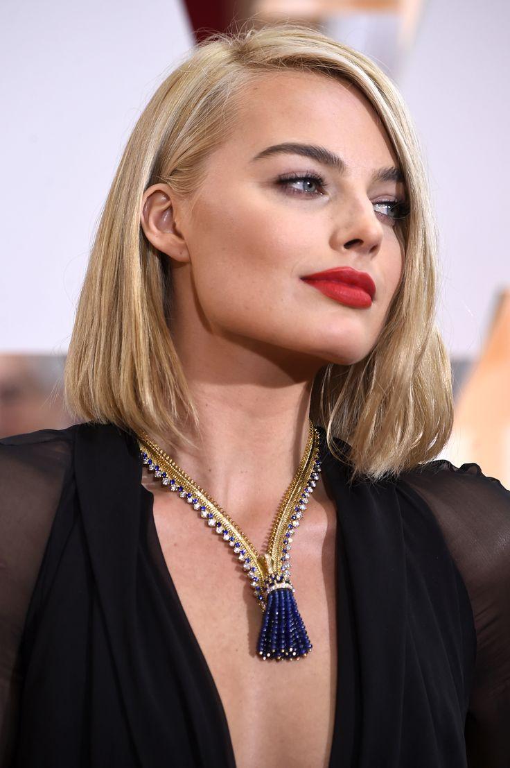Porm celebrity hairstyles - Blonde Perfecci N Margott Robbie