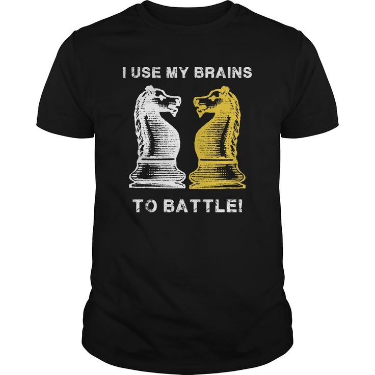 I USE MY BRAINS TO BATTLE
