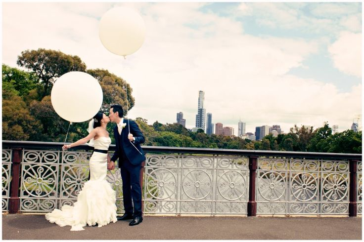 Soo-Sun + Esmond - Wedding Photography Melbourne