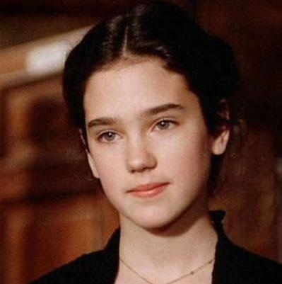 Jennifer Connelly 1984 yapımı Bir Zamanlar Amerika'da filminde 14 yaşındaydı.