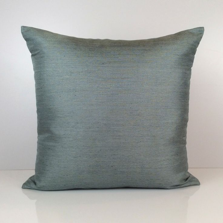 Teal Pillow, Throw Pillow Cover, Decorative Pillow Cover, Cushion Cover, Pillowcase, Accent Pillow, Satin Blend Pillow, Toss Pillow, Decor by SHPillows on Etsy https://www.etsy.com/listing/266060929/teal-pillow-throw-pillow-cover