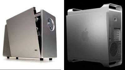 INFLUENCE: Radio Braun T1000 vs Mac Pro