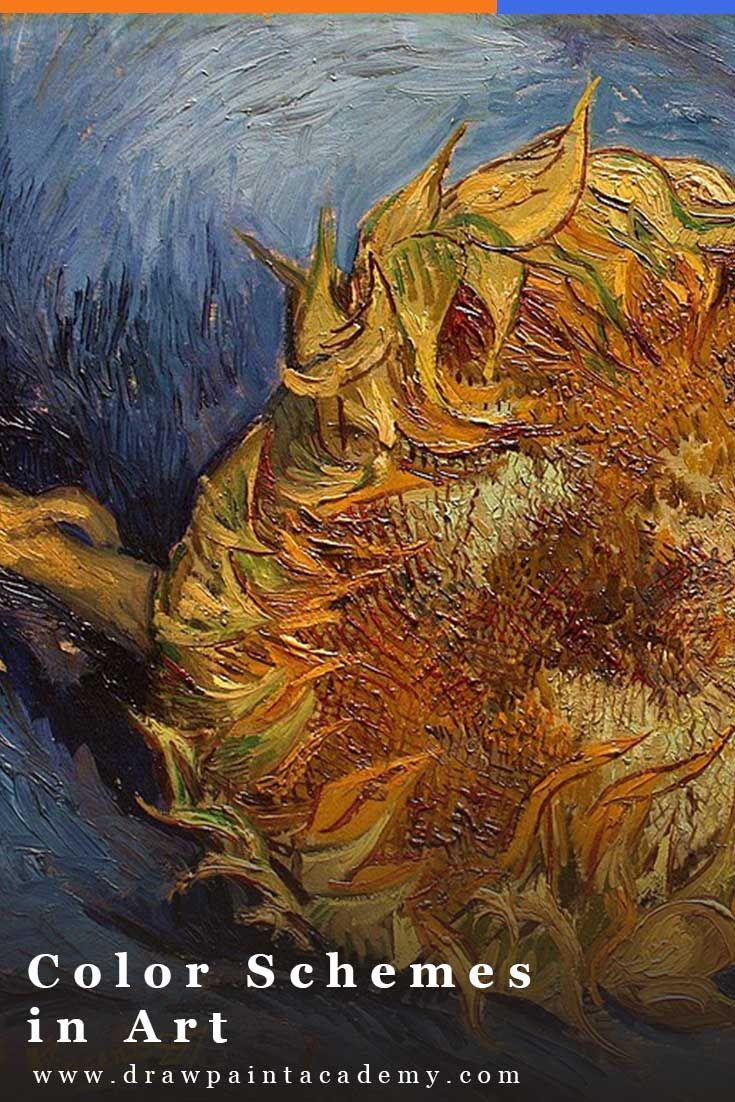Color Schemes In Art Art Color Schemes Elements Of Art