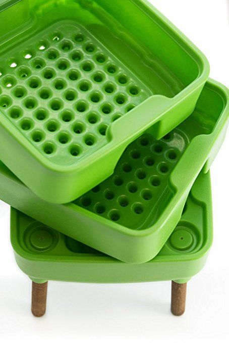 Amazon.com : HOT FROG Living Composter (Worm Composter) : Patio, Lawn & Garden