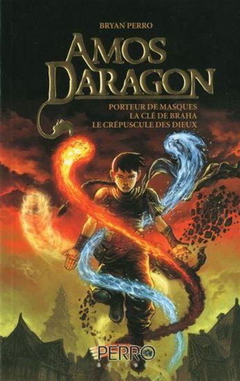 Amos Daragon Intégral #01 par PERRO, BRYAN