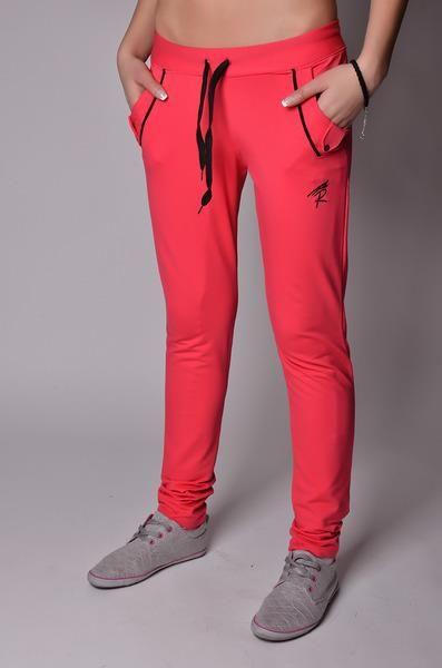 Модные подростковые спортивные тренировочные брюки