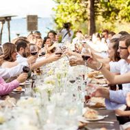 Wedding Rehearsals: Rehearsal Dinner Basics (The groom's family typically takes care of the rehearsal dinner).