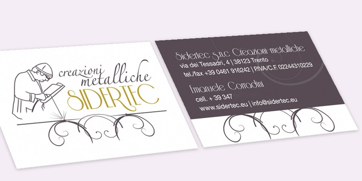 Business card | Sidertec