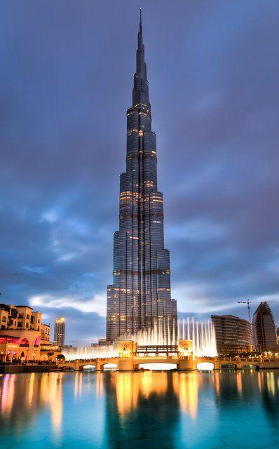 Dubai...looks like an extraordinary city!
