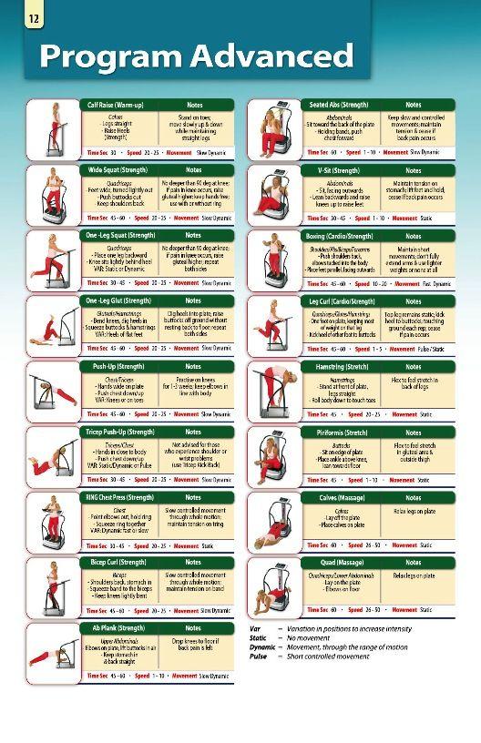42 Best T Zone Whole Body Vibration Exercises Images On