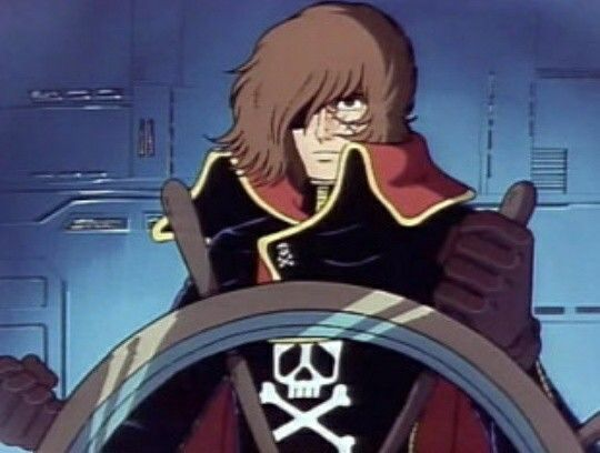 Best images about capitán harlock on pinterest plays