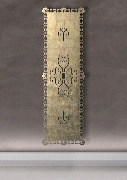 MEDICEO Kunstwerk als woonkamer radiatoren, design verwarming met klasse.  1020 tot 1285 WATT