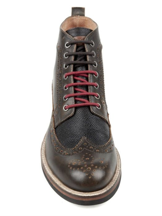Ben Sherman Cranston Leather Boot