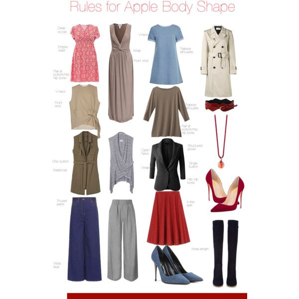 Rules for Apple Body Shape by pinkrubbersoul on Polyvore featuring мода, NLY Eve, French Connection, Olive + Oak, TravelSmith, Yves Saint Laurent, Violeta by Mango, LE3NO, Valentino and Topshop