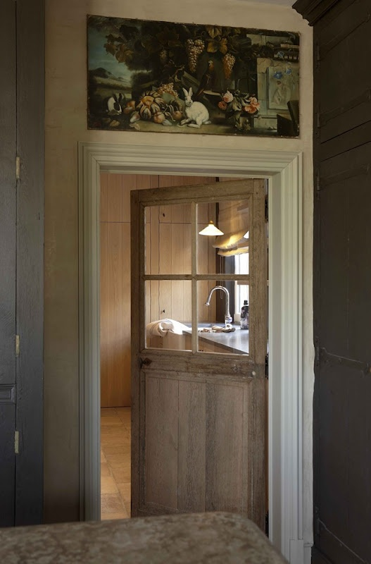 The charming country houses of Belgian architect, François-Xavier Van Damme