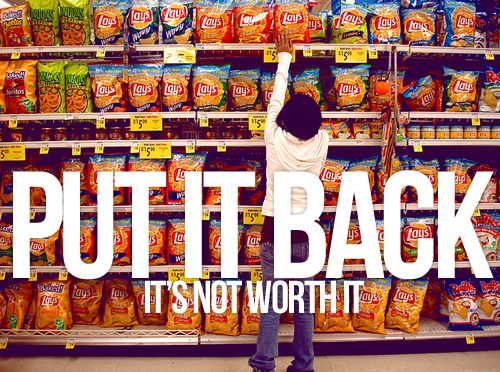 boo: Remember This, Not Worth It, Junk Food, Food Choice, Eating Healthy, Fit Motivation, Grocery Stores, Weights Loss, True Stories