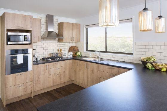 flat pack kitchens gallery - cafe culture designer kitchen