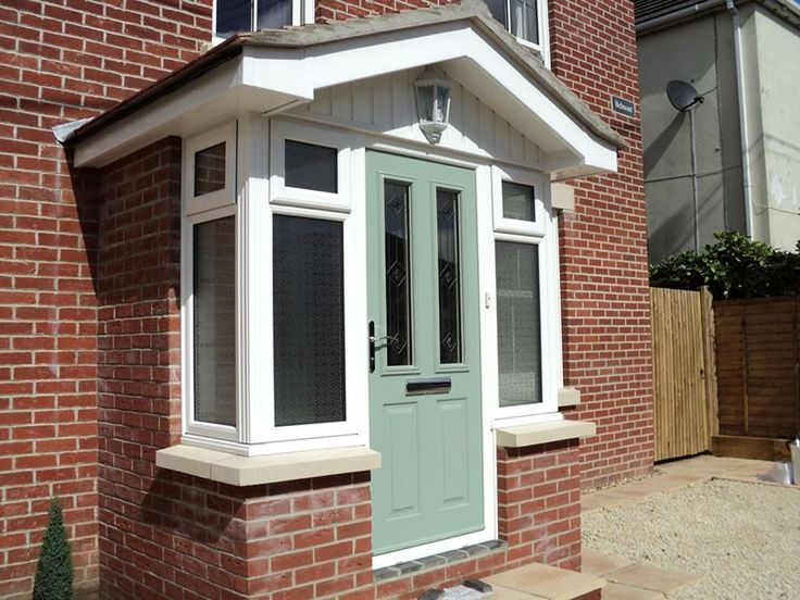 Porches from Ridon Glass in Southampton