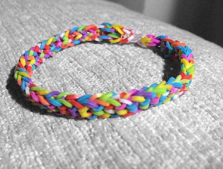 Colors #looming #loomband