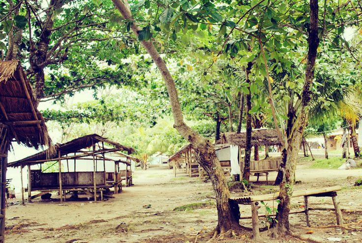 seeing minajaya beach indonesia
