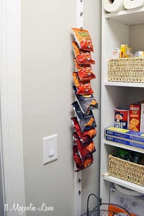 15 Handy Kitchen Pantry Designs With A Lot Of Storage Room: 973 Best Images About Organizing And Cleaning On Pinterest