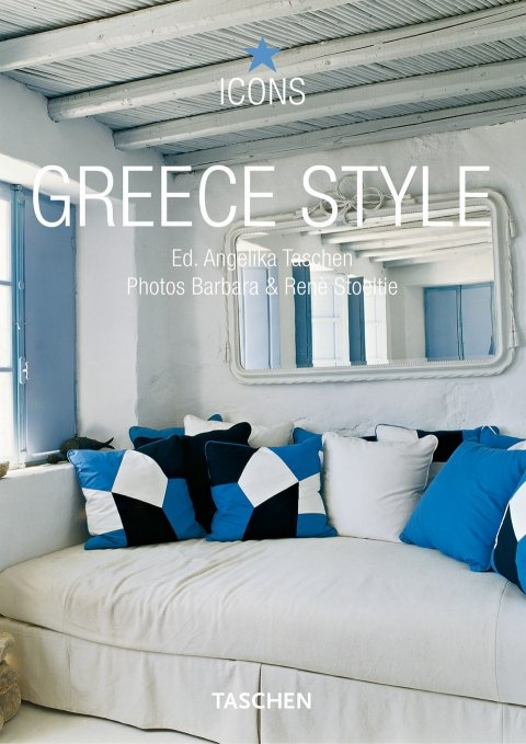 Greece Style Exteriors Interiors Details Icons S