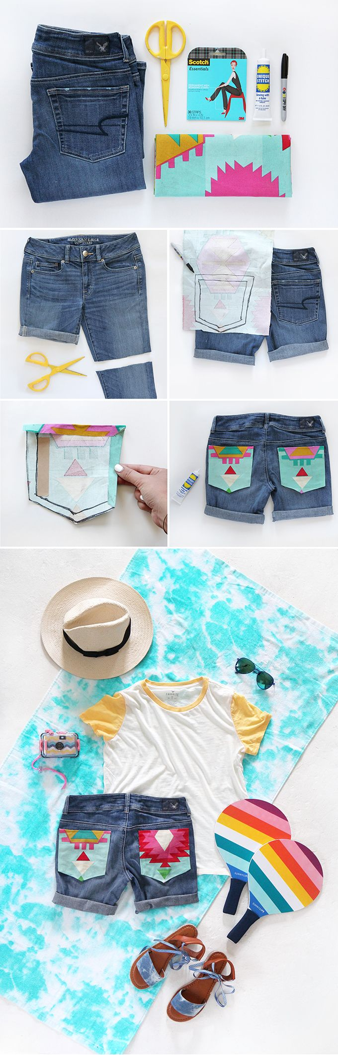 195 best no-sew diy fashion images on pinterest | clothes