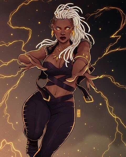~ Storm, By Jen Bartel.~