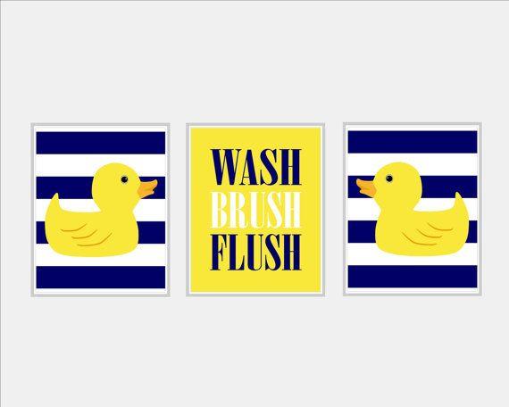 32 best Rubber Ducky Bathroom images on Pinterest | Bathroom ideas ...