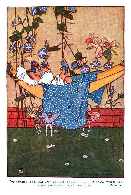 The Garden of Hearts Delight illustrated by Maginel Wright Enwright (1911) | Flickr: Intercambio de fotos