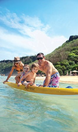 Family Travel - Holidays with Kids Destinations: Bali / Indonesia -Kaleidoskope travel will show you how!