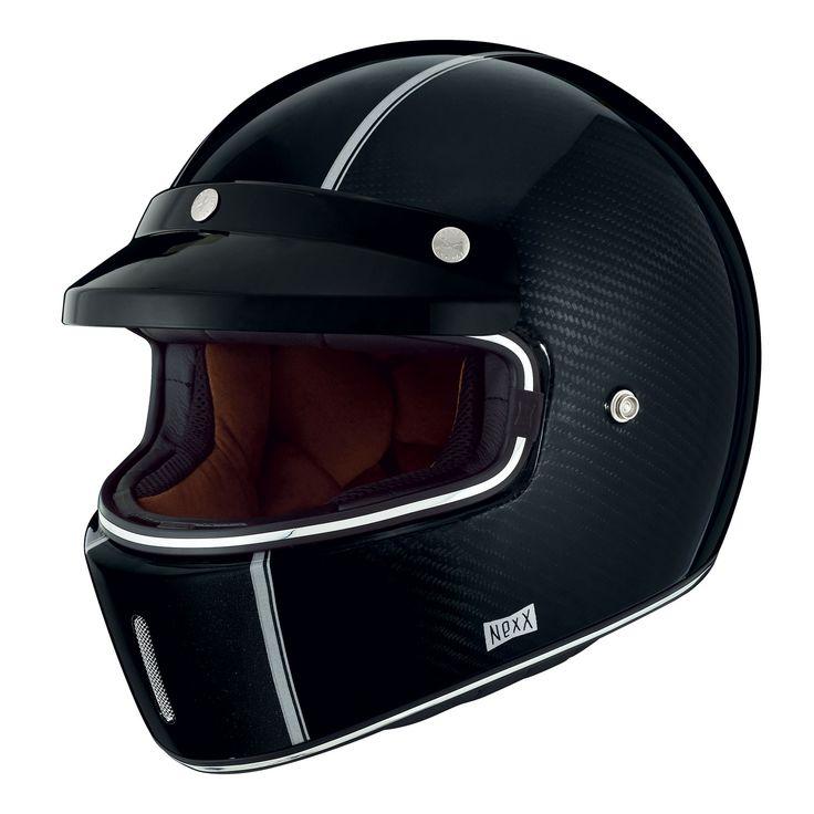 NEXX Carbone - XG 100 - Test avis #casque #moto #4h10