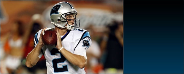 Carolina Panthers: Jimmy Clausen