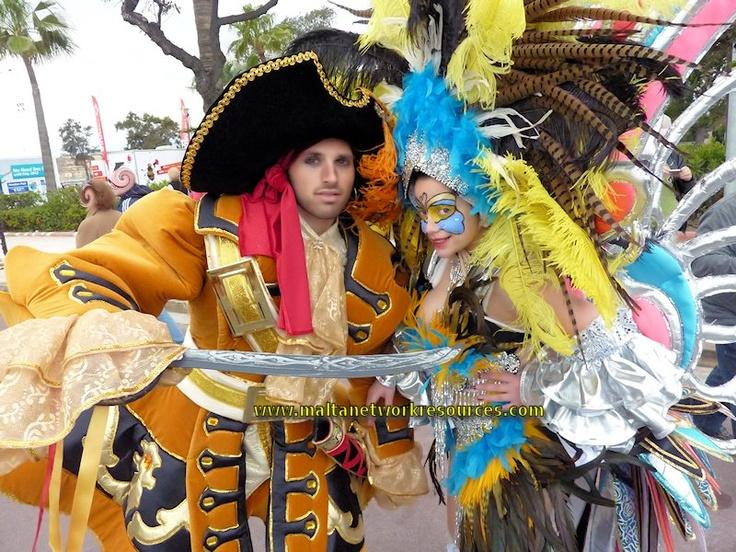 At Malta Carnival 2012!