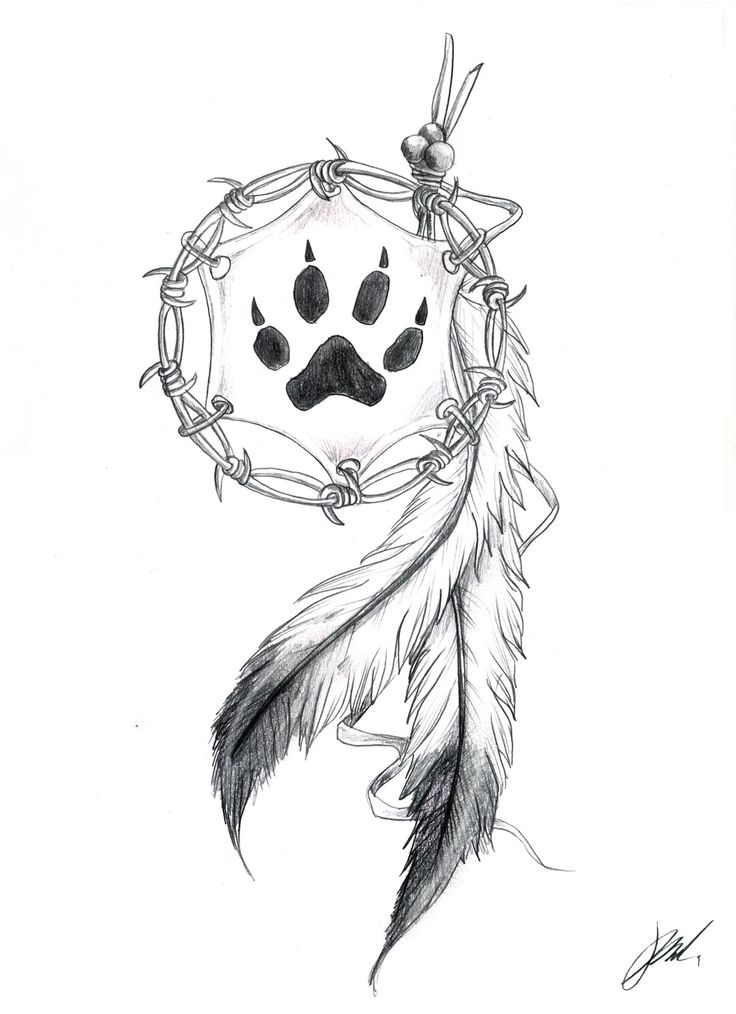 168 best wolves art images on pinterest wolves art tattoo indian feather and bear print tattoo design ccuart Images