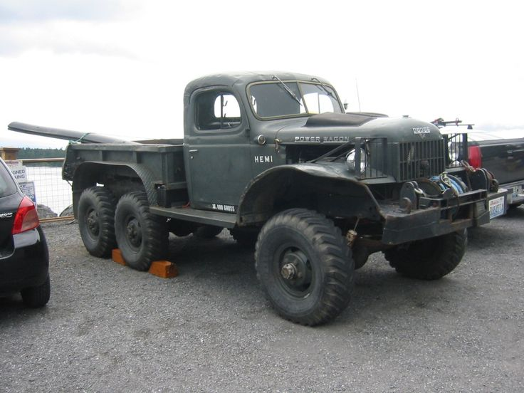 Just like the modern-day electronic sway bar disconnect on the Dodge Ram Power Wagon, making it's way into the Jeep family on the Rubicon. Description from jeepsunlimited.com. I searched for this on bing.com/images