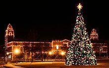 Texas Tech University - CAROL OF LIGHTS <3