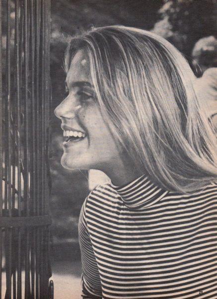 Peggy Lipton #inspiration #naturalbeauty